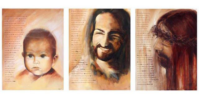 Three Faces of Christ